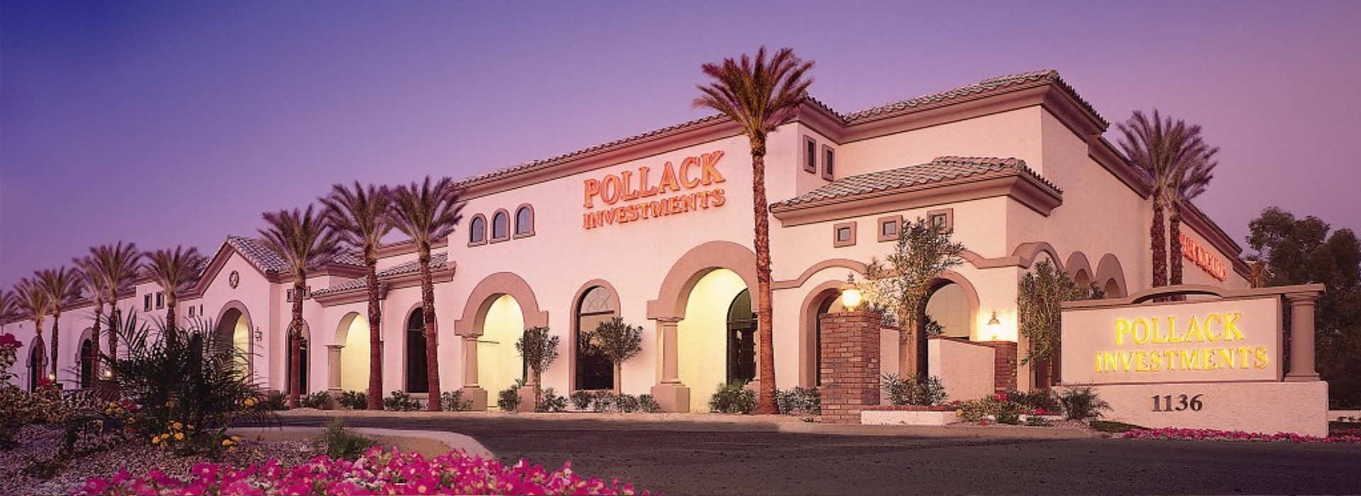 Michael A. Pollack <br /> Real Estate Investments <small>Involved in Redeveloping more than 10,000,000 SF</small>