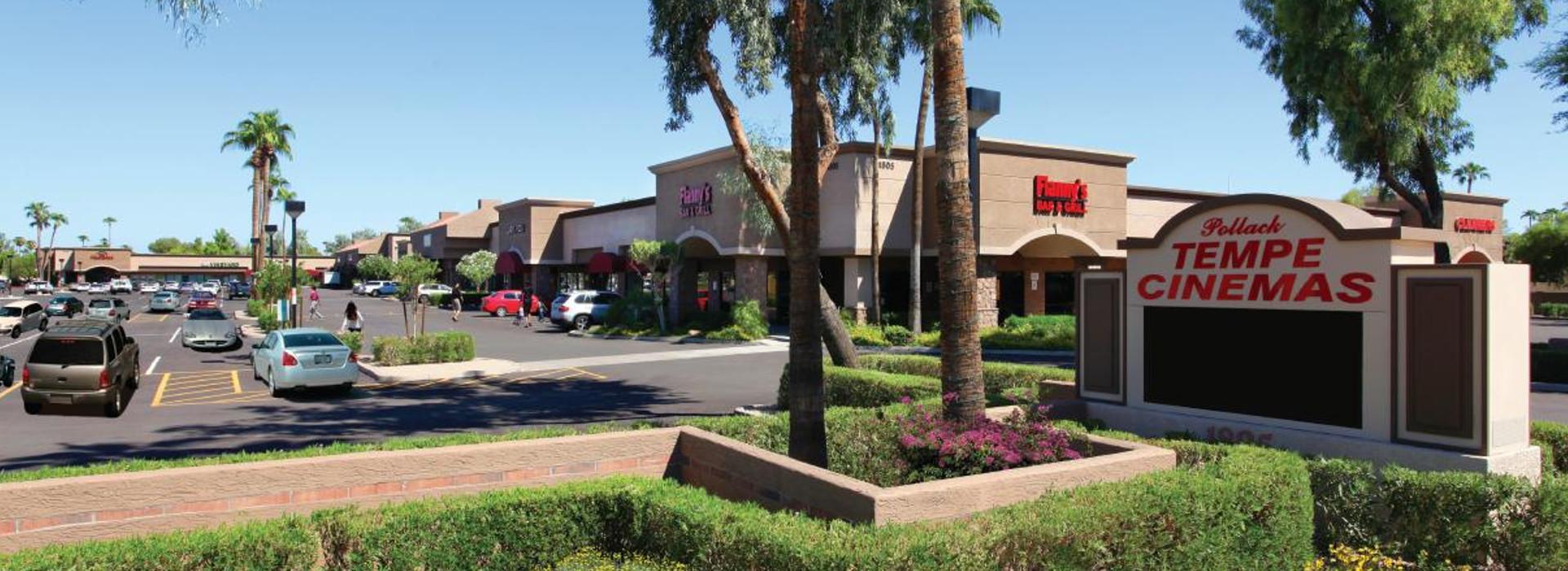 <small>Commercial Real Estate</small>Tempe, Arizona